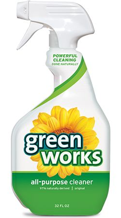 GREEN WORKS, 32 OZ NATURAL ALL PURPOSE CLEANER, (12/CS)